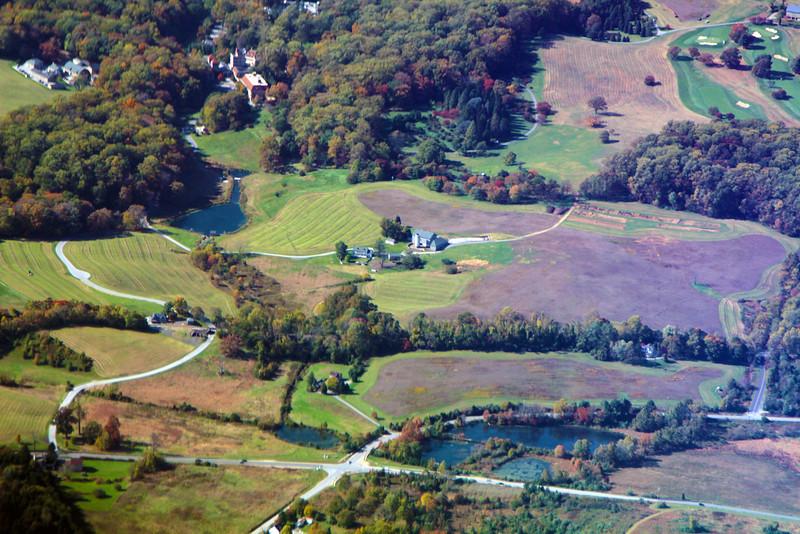 An elegant Maryland farmhouse