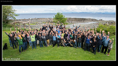 2017 Hornby Island Blues Workshop