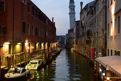 Venecia y sus canales 2015