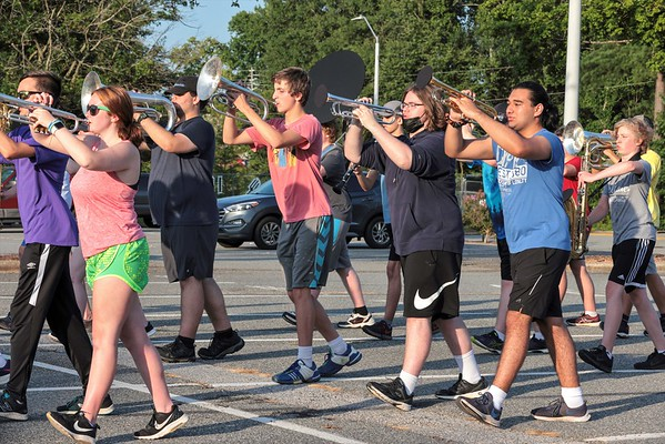2021-07-15 Band Camp