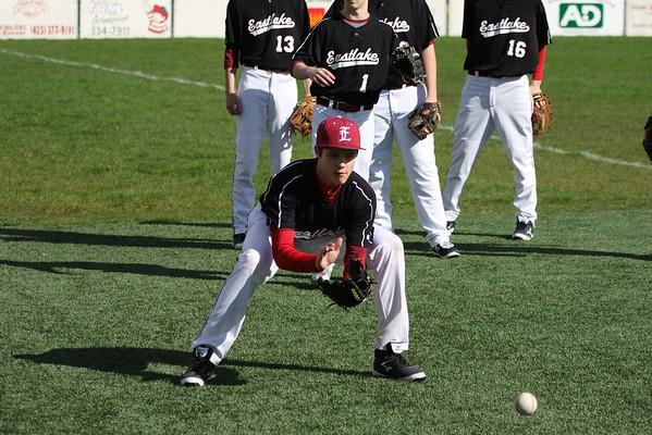 Eastlake HS Baseball - 2015