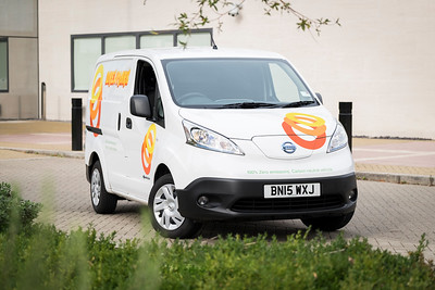 Electric Van Fleet Press Release