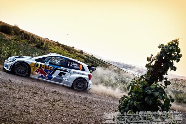 ADAC Rallye Deutschland 2013