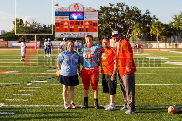 Varsity Football #45 - 2018