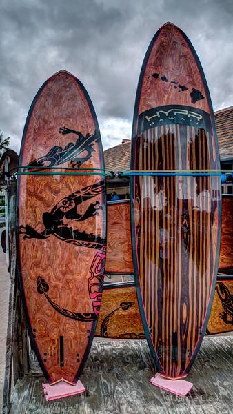 Surfing USA. Kona, Hawaii