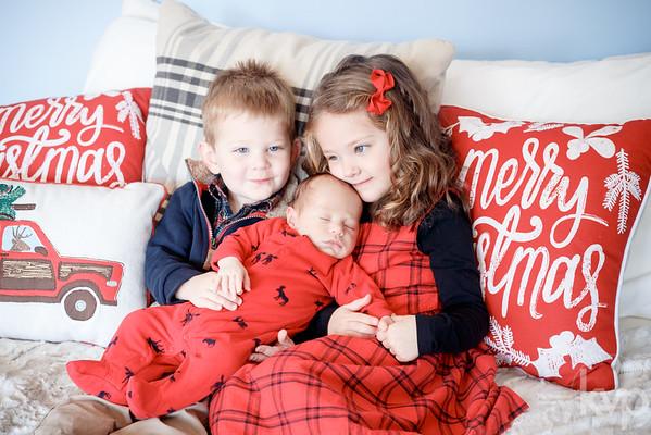 Holiday & Baby Patrick 2015