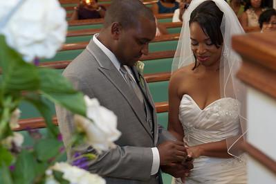 LaTosha & Wyndell - Ceremony