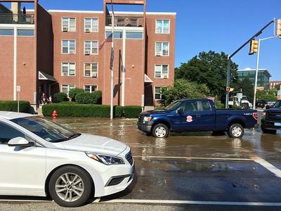 Water main break at Arcand Dr. & Fr. Morisette 072117