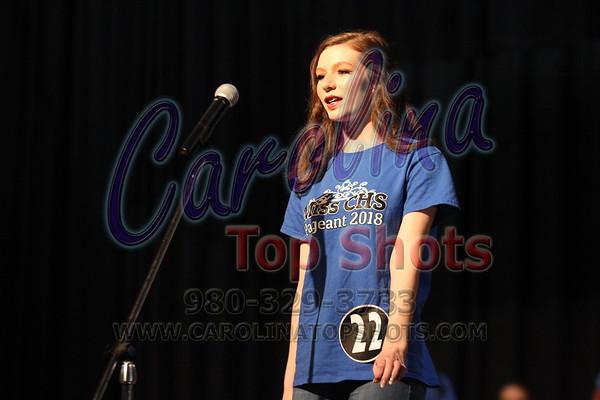 Contestant 22 - Sarah B.