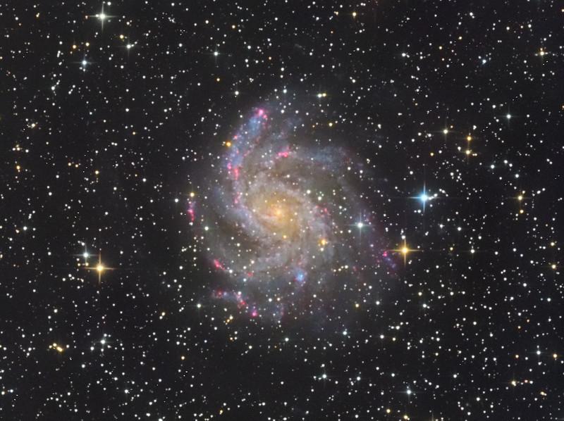 FIreworks Galaxy - NGC6946