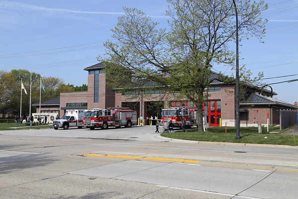 Elk Grove Village New Fire Station #10  5-18-2019