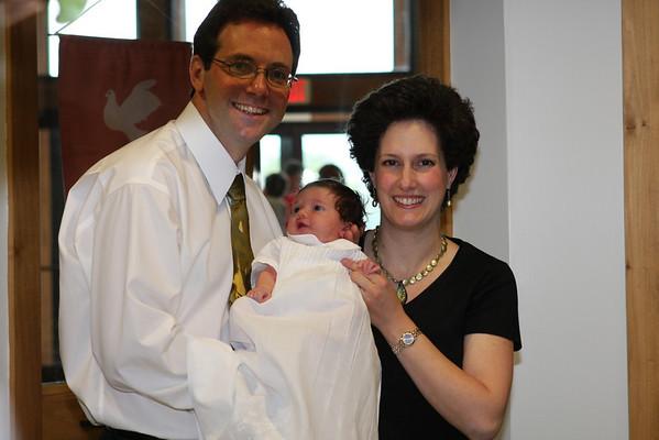 Rayya Baptism