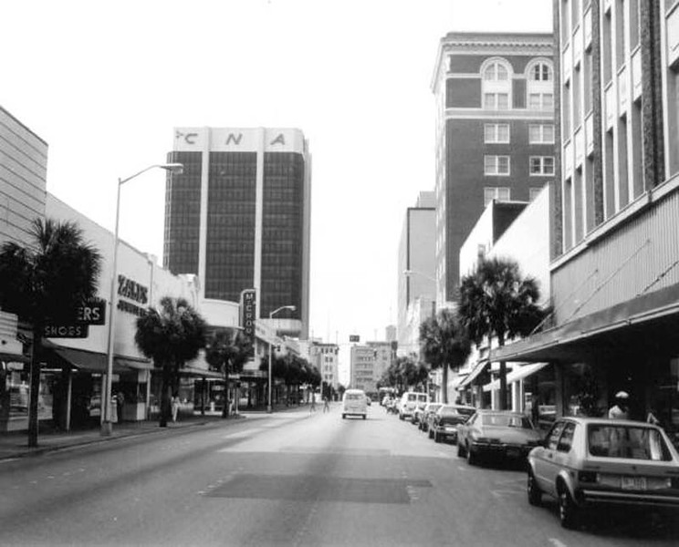FSA - Orange looking south from Central - 1975.jpg