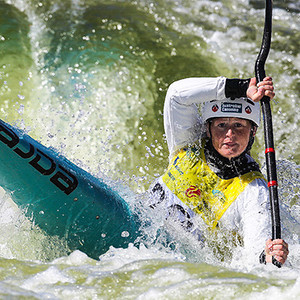 ICF Canoe Kayak Slalom World Cup Cardiff 2012