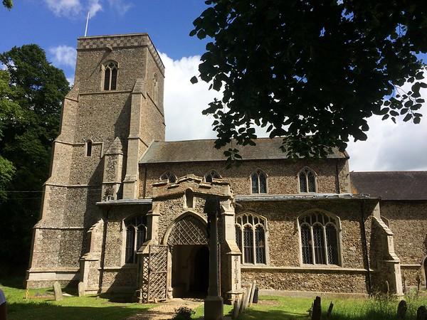 St. Margarets, Westhorpe