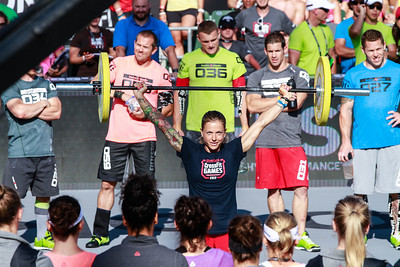 CROSSFIT GAMES 2012 SAT EVE