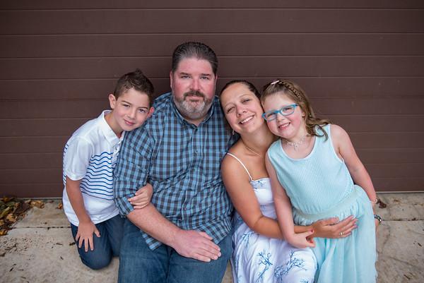 McGrath Family 2018