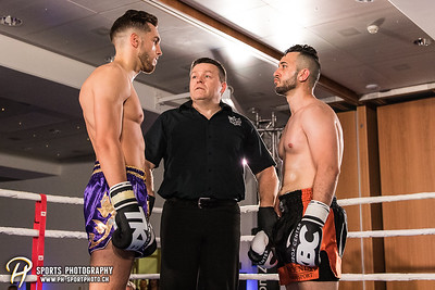 Casino Fight Night Pfäffikon: Fitni Beluli vs. Tim Schlapbach