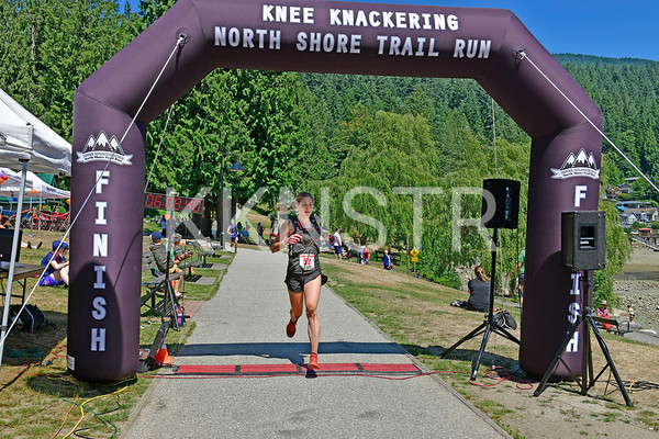 2018 Race finisher photos with finish times from 4hr55m to 7hrs