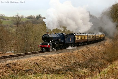 Spring Steam Gala - March 2018