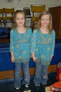 twin day . 1.27.09