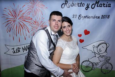 Roberto y María 22/09/2018