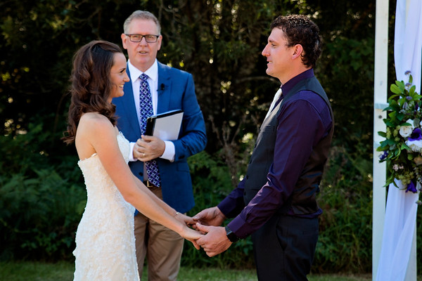 John Carey Marriage celebrant