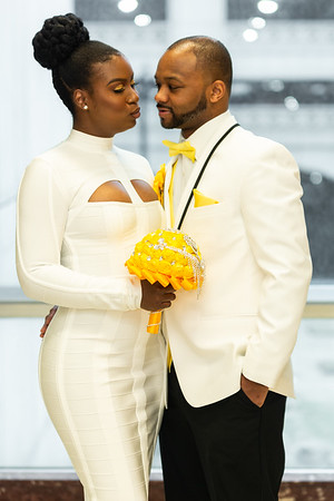 Monet + Jay Walker Wedding