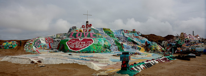 Salvation Mtn, 2013