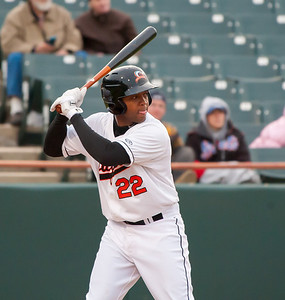 Bowie BaySox vs Harrisburg (Apr 4th)