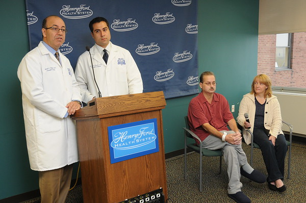 First Michigan Transplantation Intestine 2010