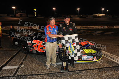 ARCA Midwest Tour - Dells Raceway Park - Saturday June 8, 2013