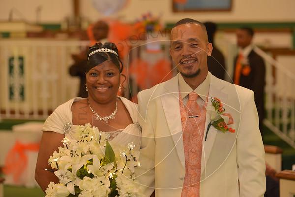 Todd & Patricia Wedding