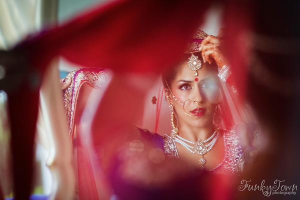 Wedding Preparations - Simran
