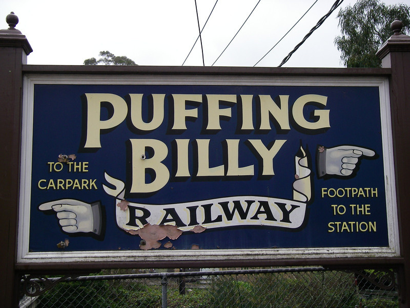 Puffing Billy and Phillip Island 005.JPG
