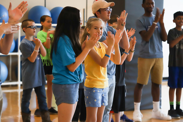 Workshop: Stomp Body Percussion