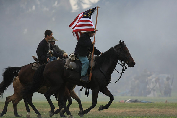 2010 - Civil War Reenactment