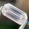 1.03ct Elongated Emerald Cut Diamond GIA E VS1 11