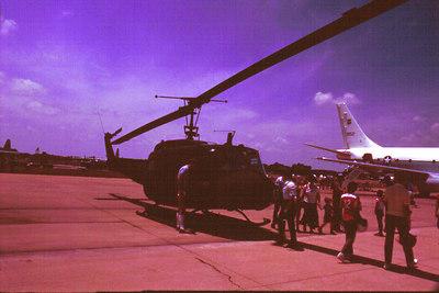 1984: Keesler AFB, Biloxi, MS