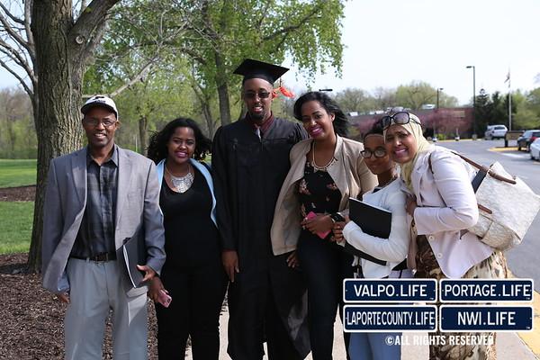 Purdue University Northwest Spring Graduation 2016