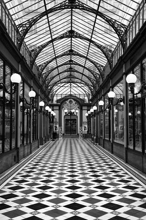 Paris Black and White Photography Prints