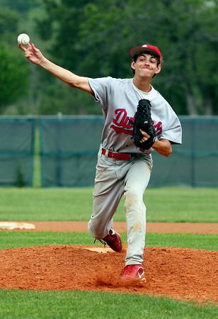Dulles Sophmore Baseball 3-29-08