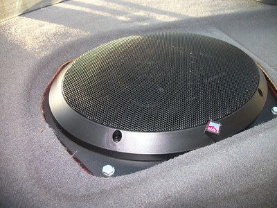 1994 Honda Accord LX Rear Speaker Installation - USA