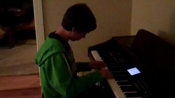 2012/12 Drew's music