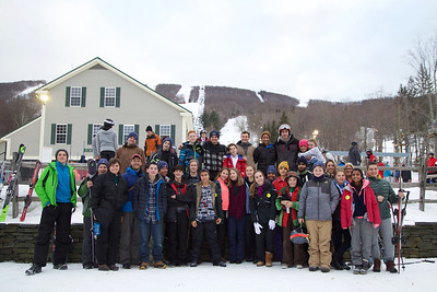 2017 Teen Winter Weekend Berkshires