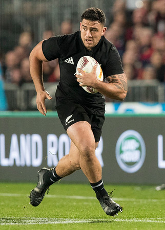 Codie Taylor  during game 10 of the British and Irish Lions 2017 Tour of New Zealand, the third Test match between  The All Blacks and British and Irish Lions, Eden Park, Auckland, Saturday 8th July 2017 (Photo by Kevin Booth Steve Haag Sports)  Images for social media must have consent from Steve Haag
