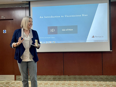 IoD Isle of Man - An Introduction to Unconscious Bias 09/21