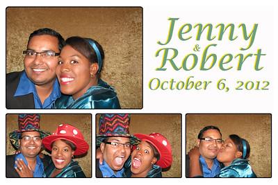 10-06 Jenny and Robert Wedding