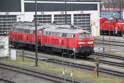 DB Class 217