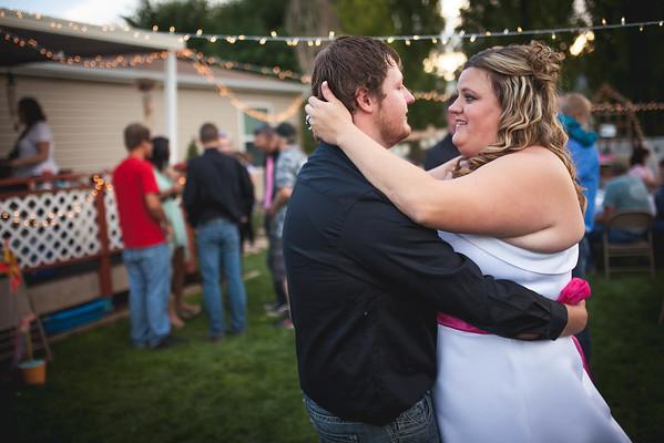 Melanie & Chad's Wedding Day